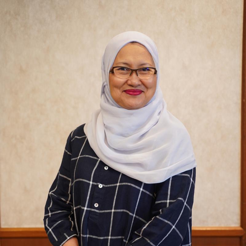 Rashidah  Bolhassan