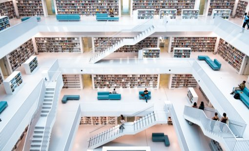 A supportive environment for libraries