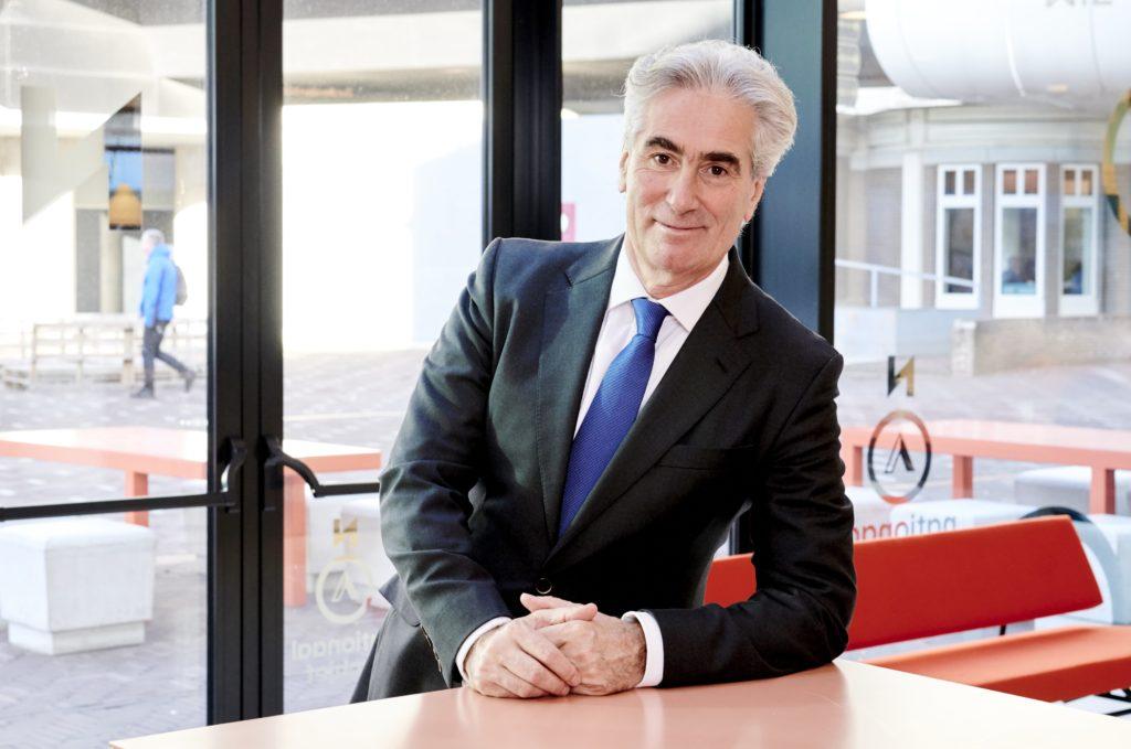 IFLA Secretary General Gerald Leitner