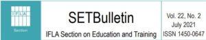 SET Bulletin Logo July 2021